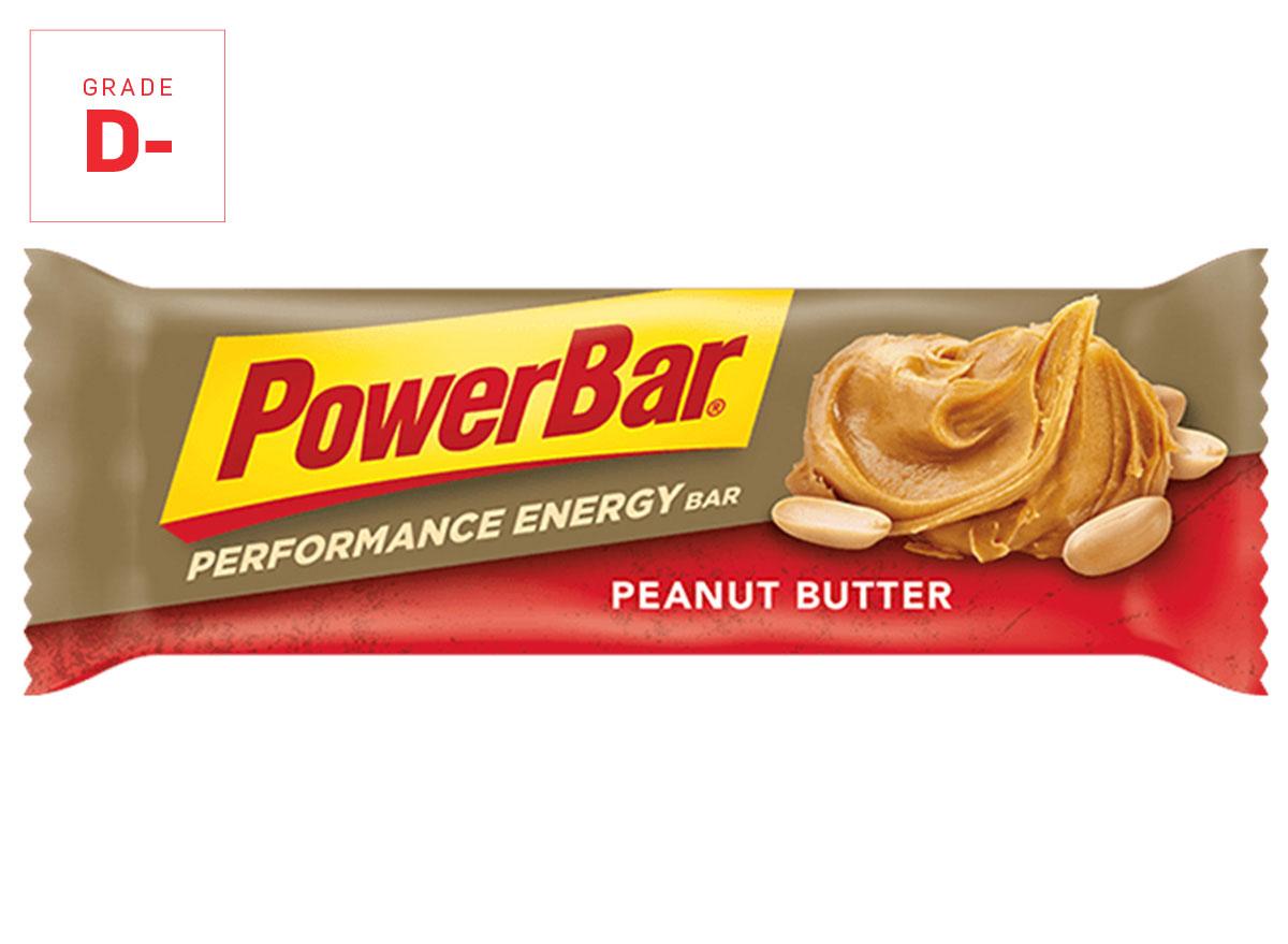Powerbar performance energy graded