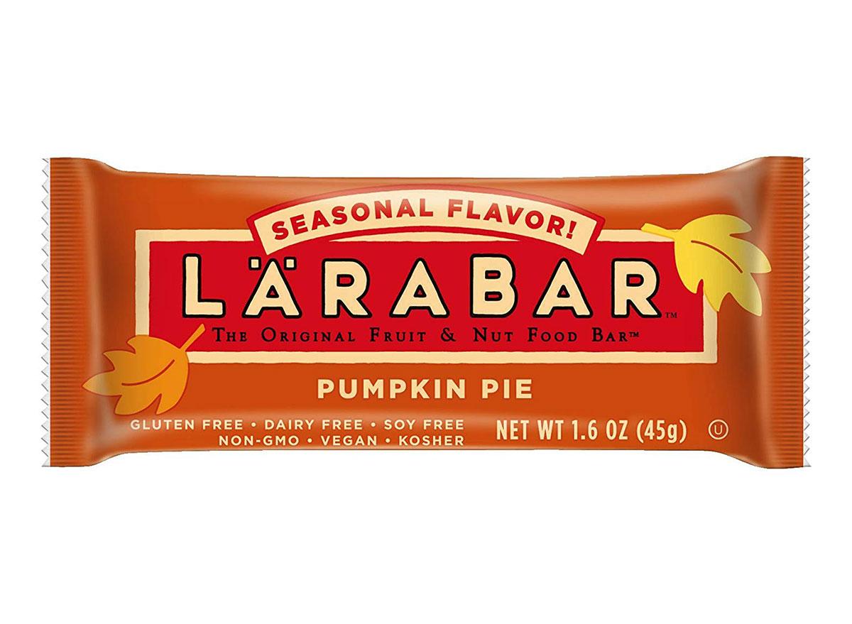 pumpkin pie lara bar