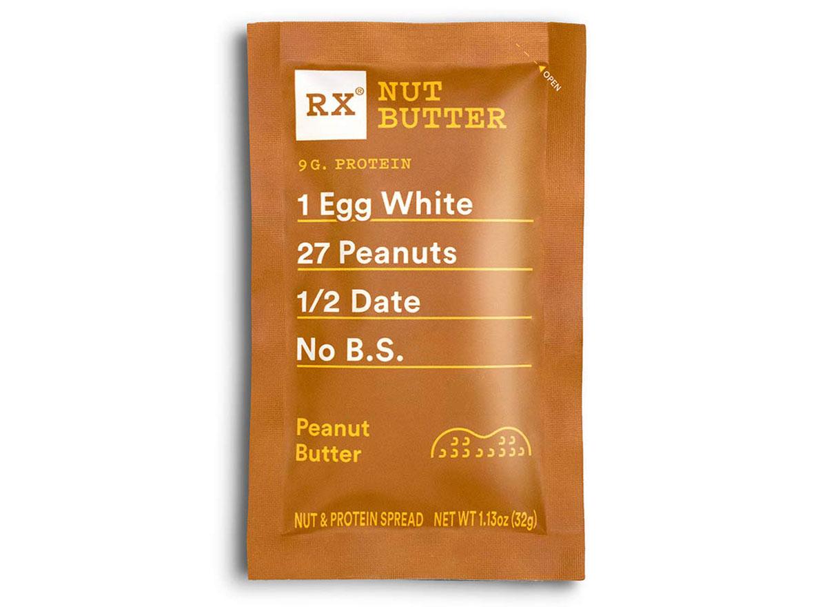 RX nut butter peanut butter