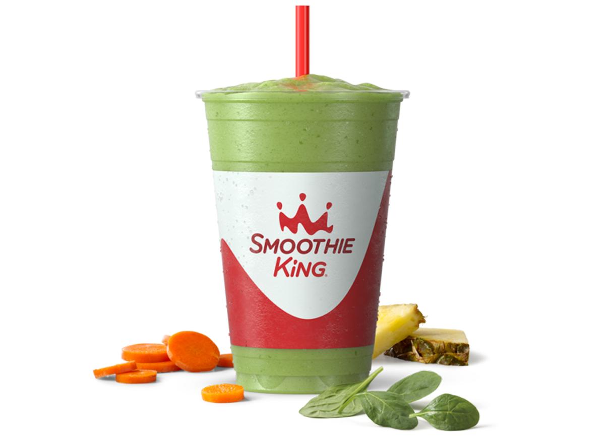 smoothie king wellness smoothie