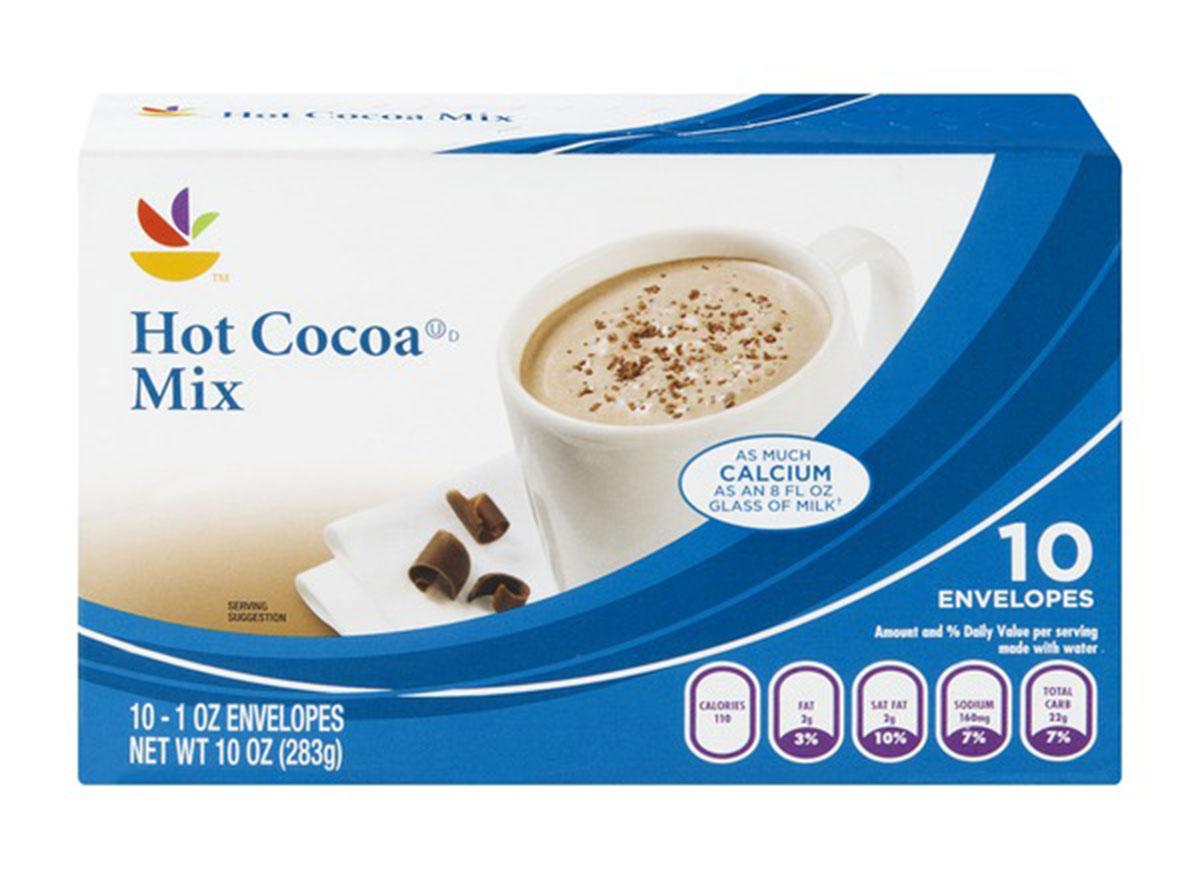 stop shop hot cocoa mix
