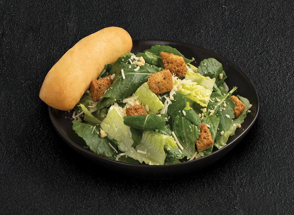 tgi fridays caesar salad