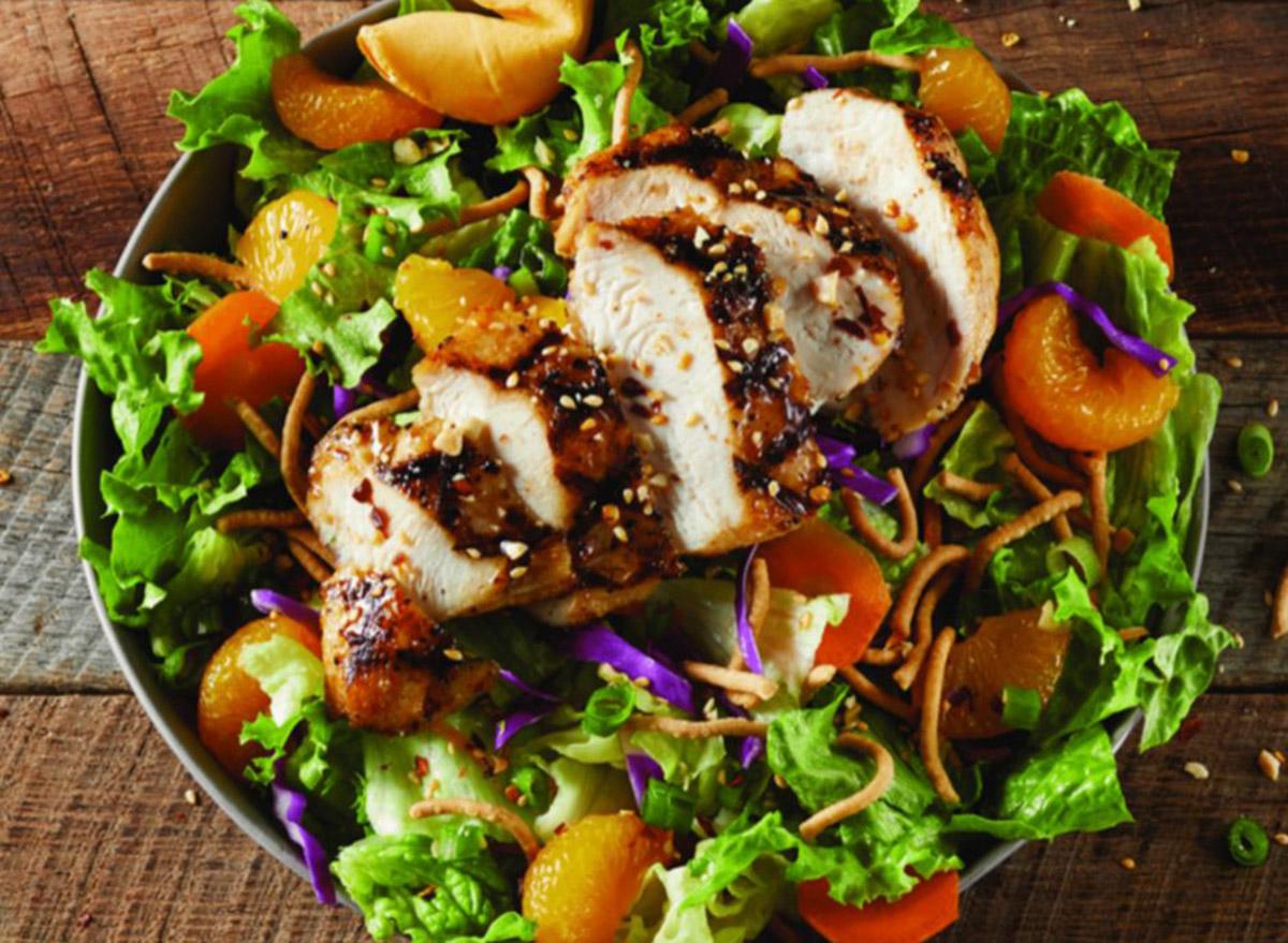 Chinese Chicken Salad from TGI Fridays