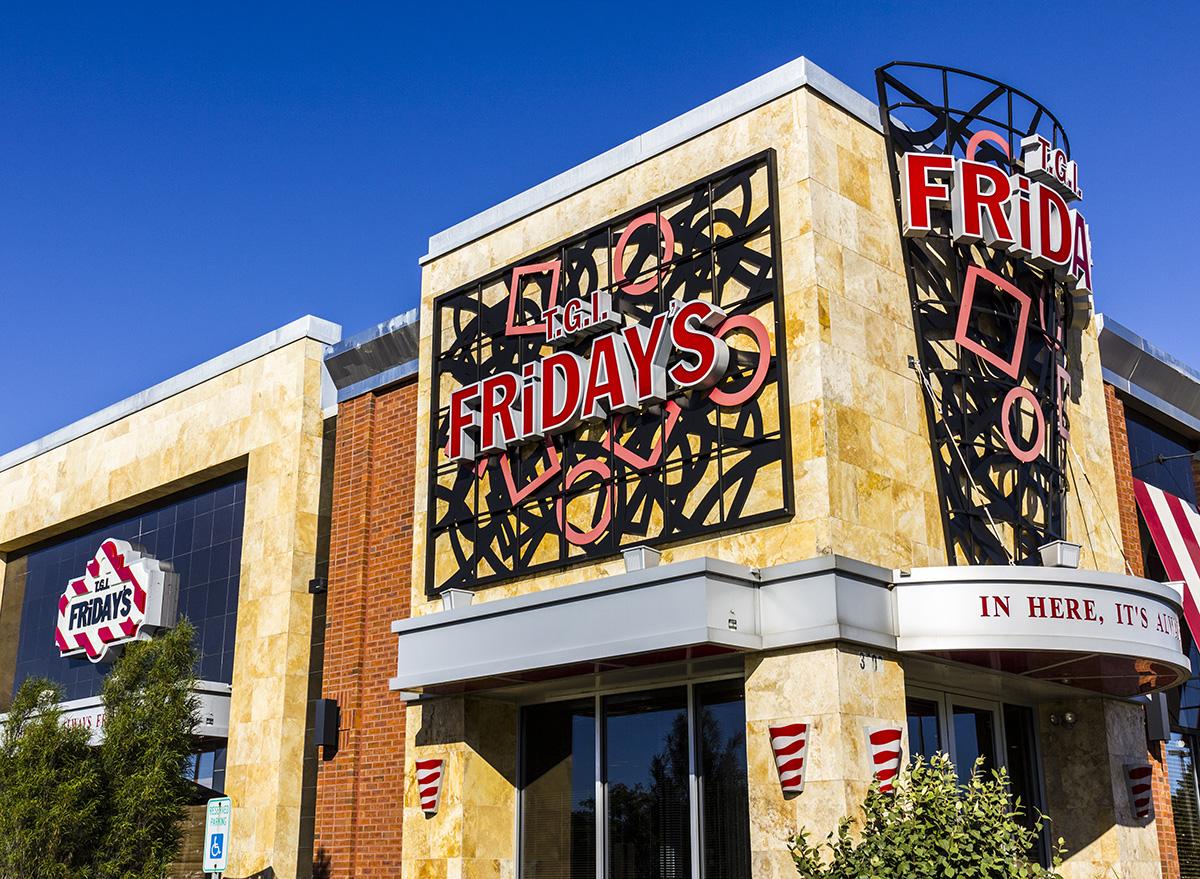 tgi fridays storefront