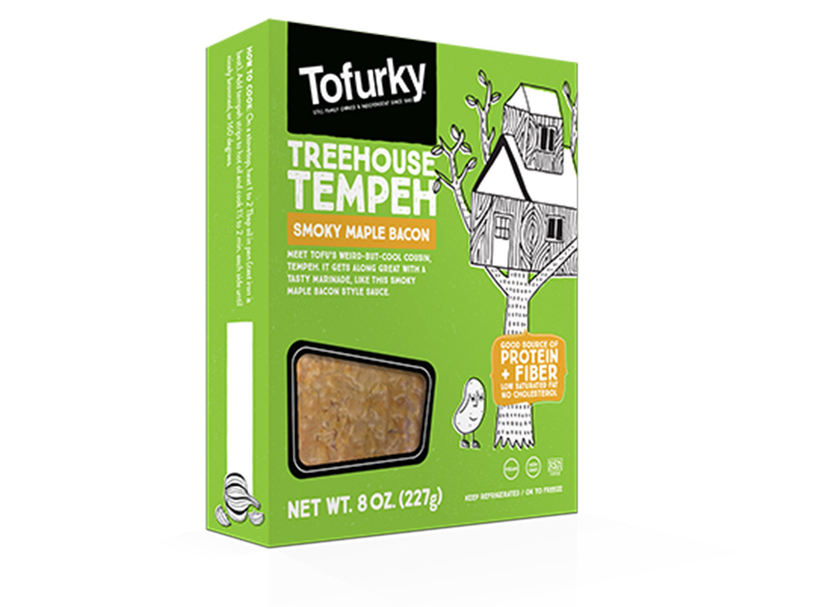 tofurky treehouse tempeh in box