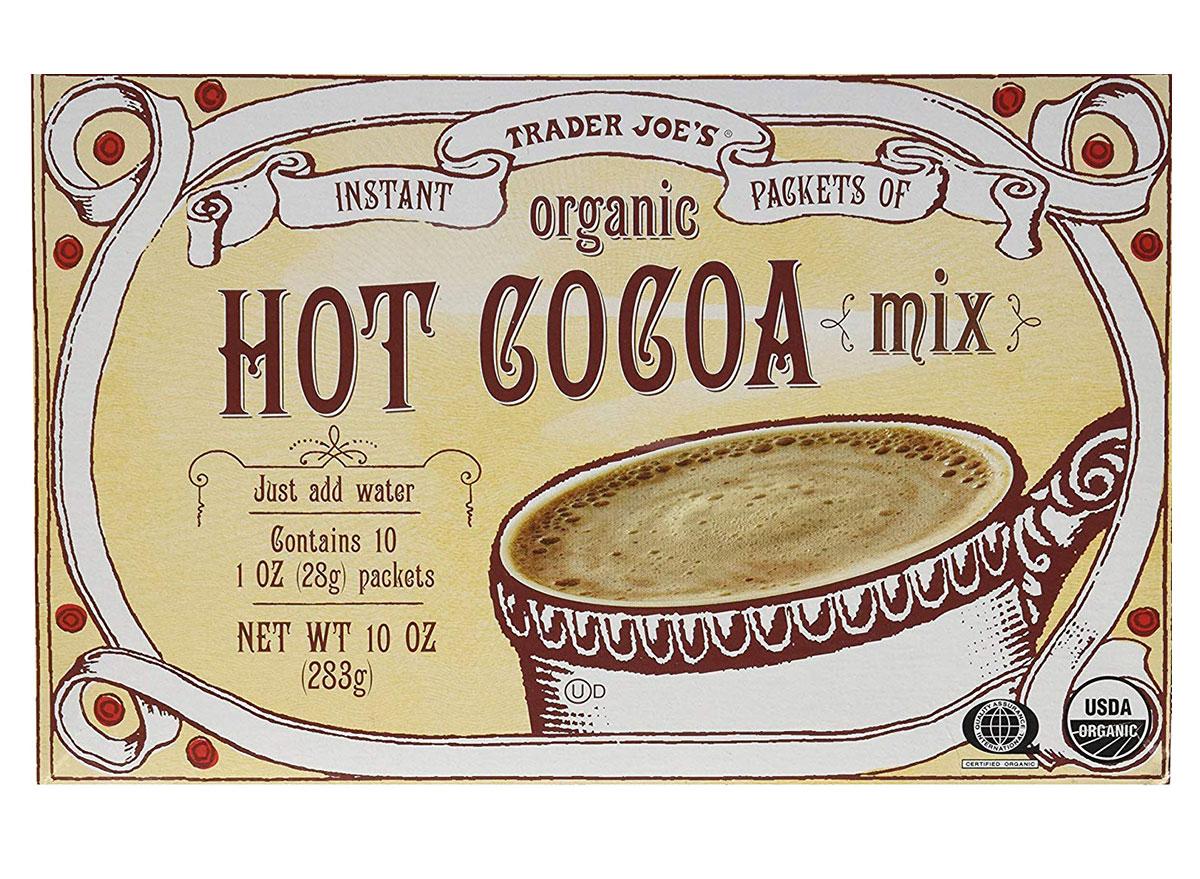 trader joes hot cocoa mix
