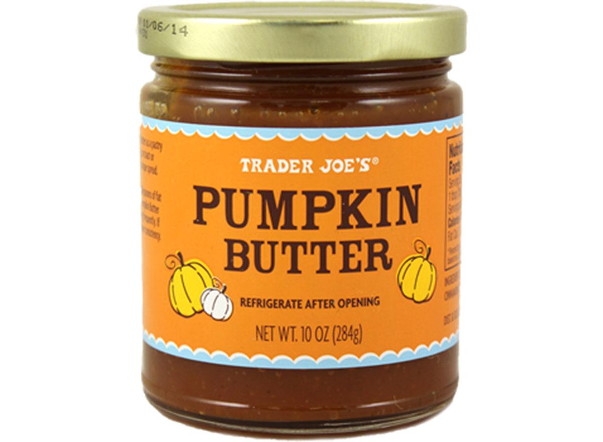 trader joes pumpkin butter