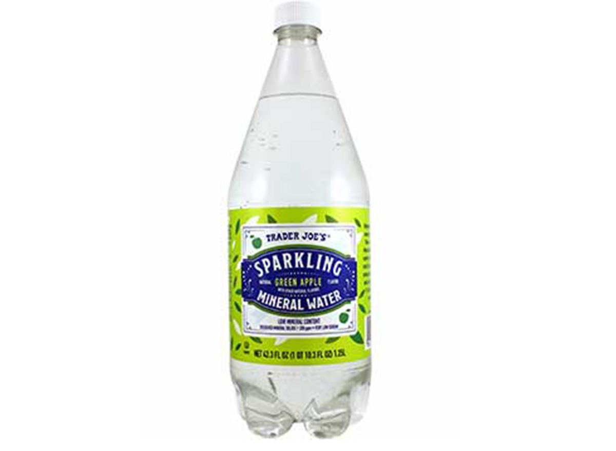 trader joes sparkling mineral water