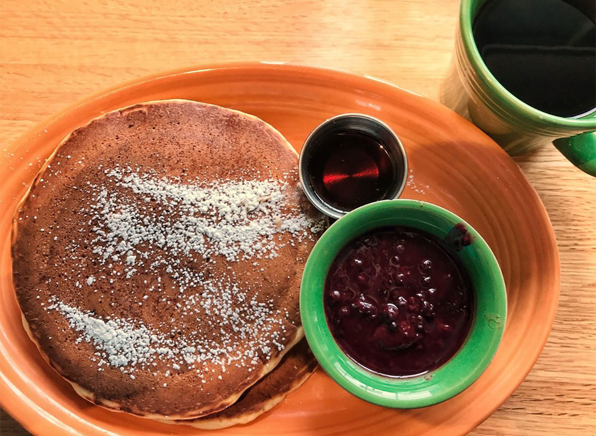 pancakes from tuckers in new hampshire
