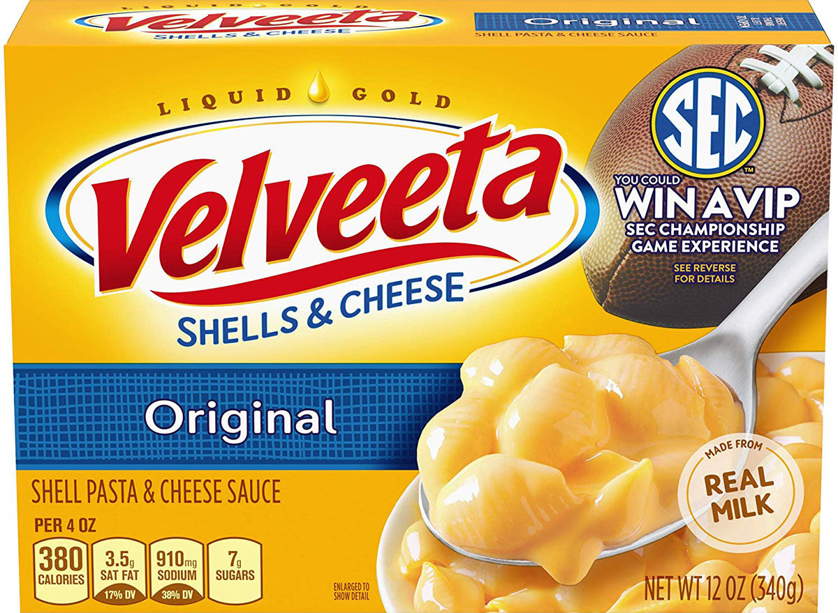 velveeta original mac n cheese