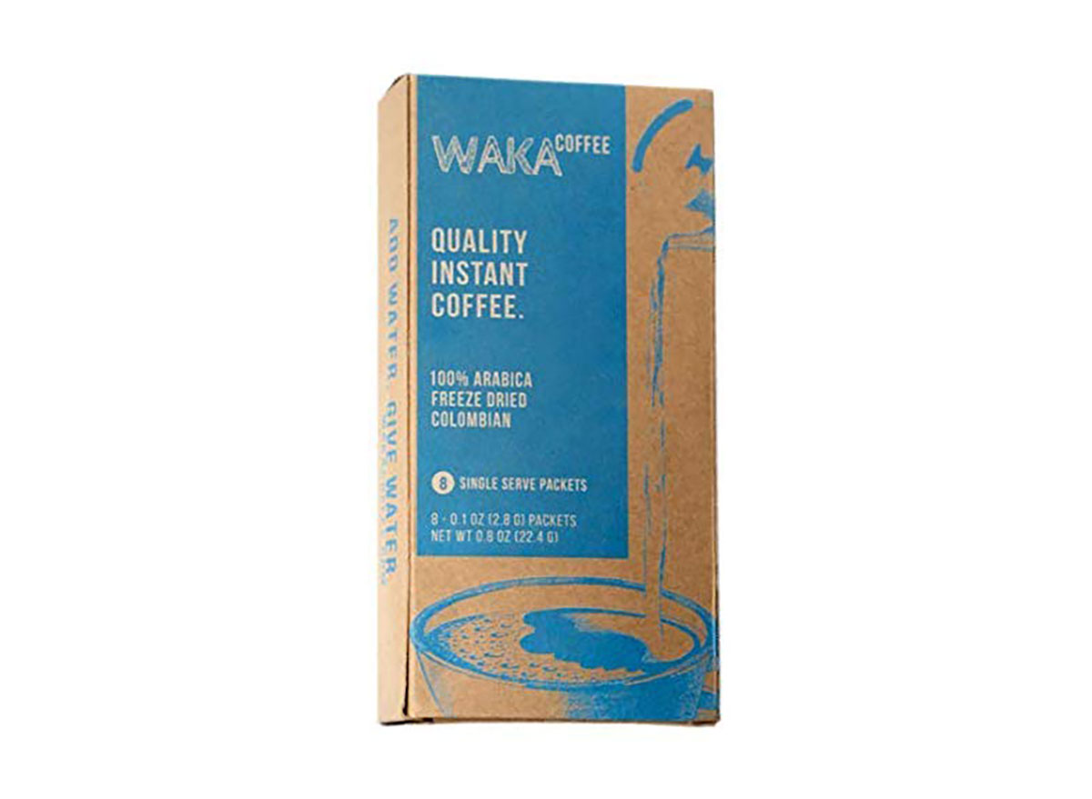 waka coffee instant packets