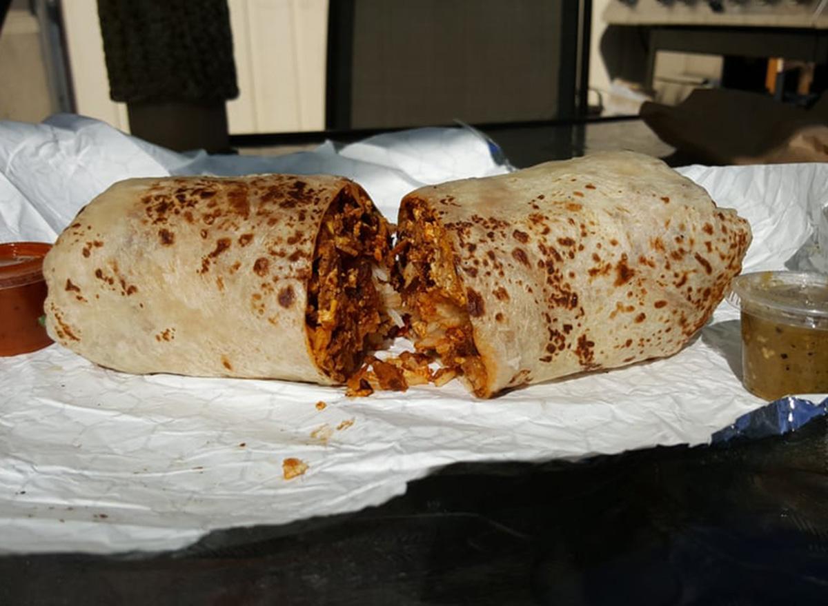 washington pitas taqueria breakfast burrito