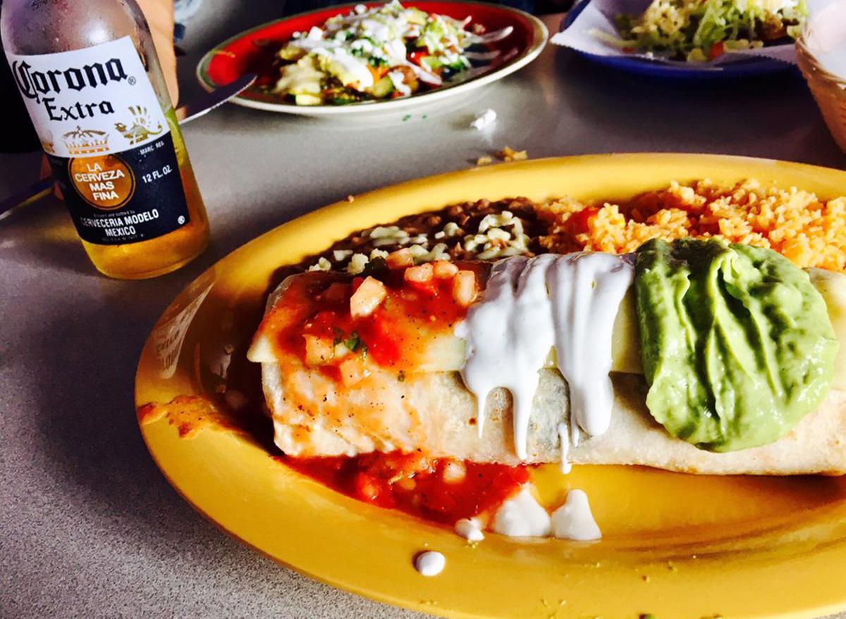 wisconsin taqueria guadalajara burrito mexicano