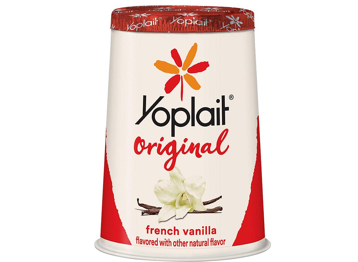 yoplait original yogurt