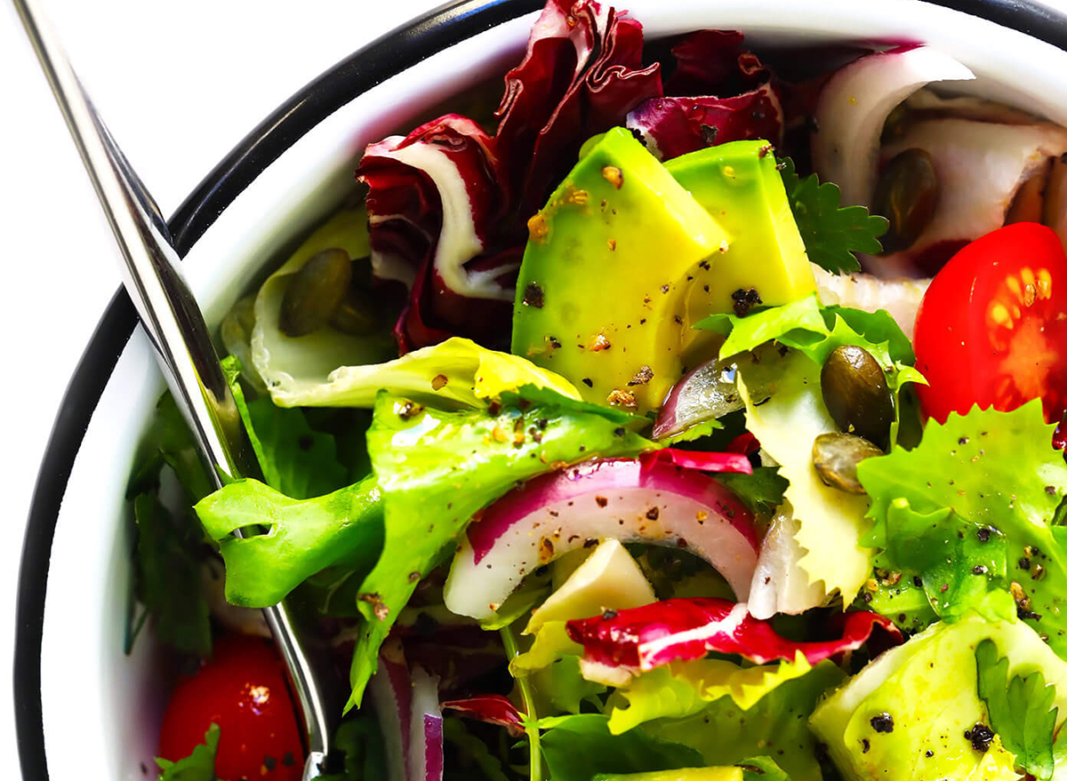 everyday mexican salad from gimme some oven