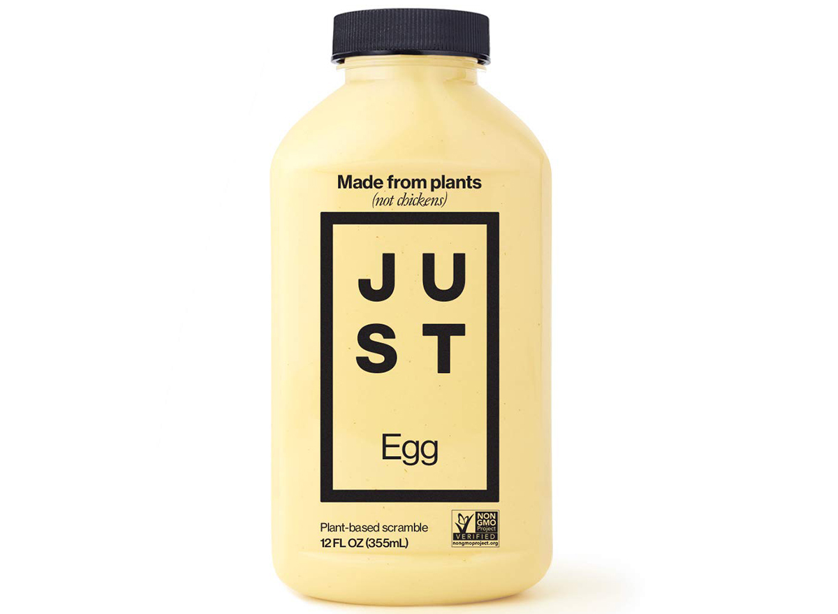 JUST egg packaging