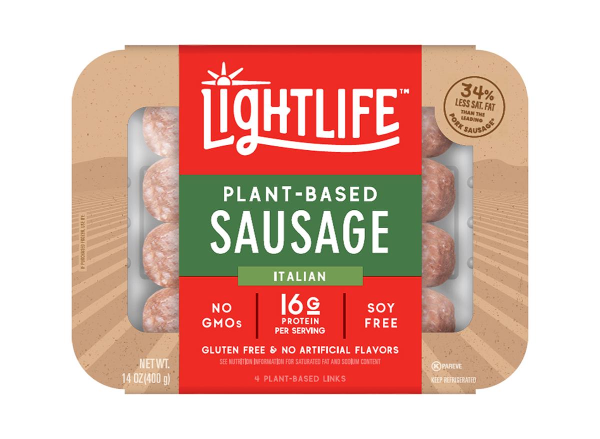 Lightlife Sausage Italian