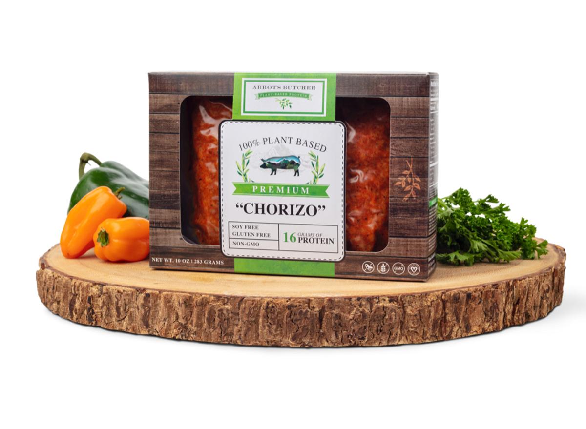 abbots butcher Chorizo