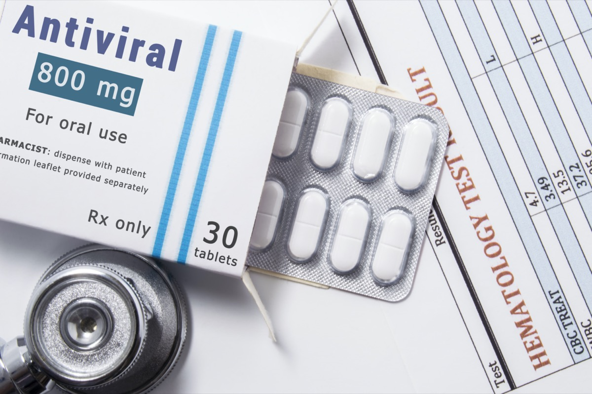 Antiviral drug