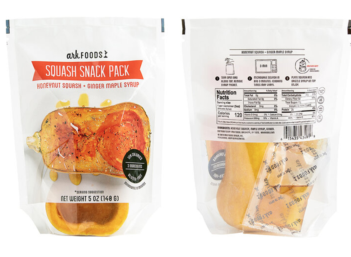 ark foods honeynut squash