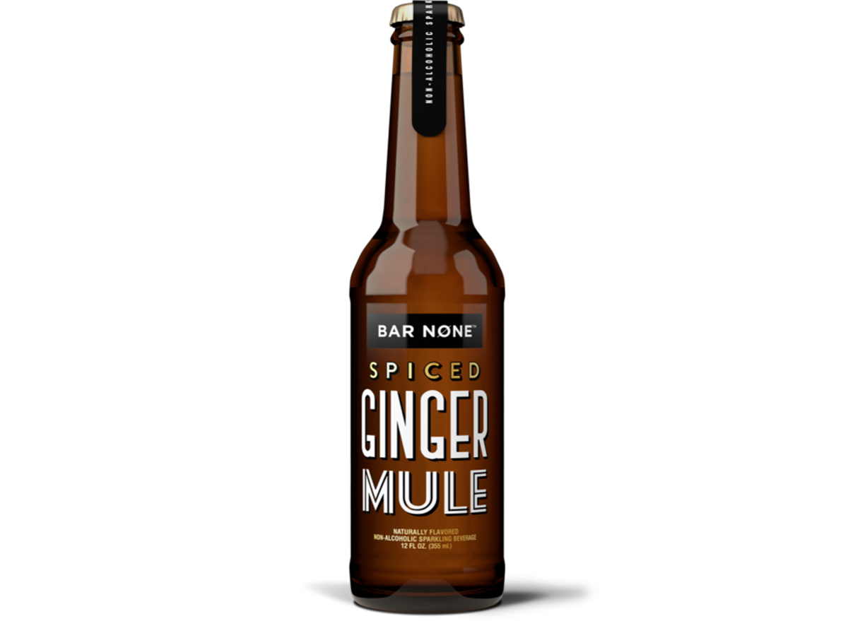 barnone spiced ginger mule dry