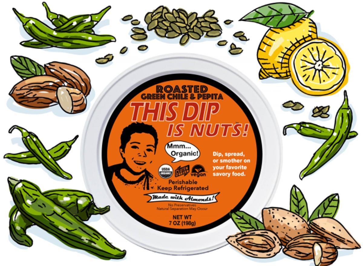 bitchin sauce green chile and pepita