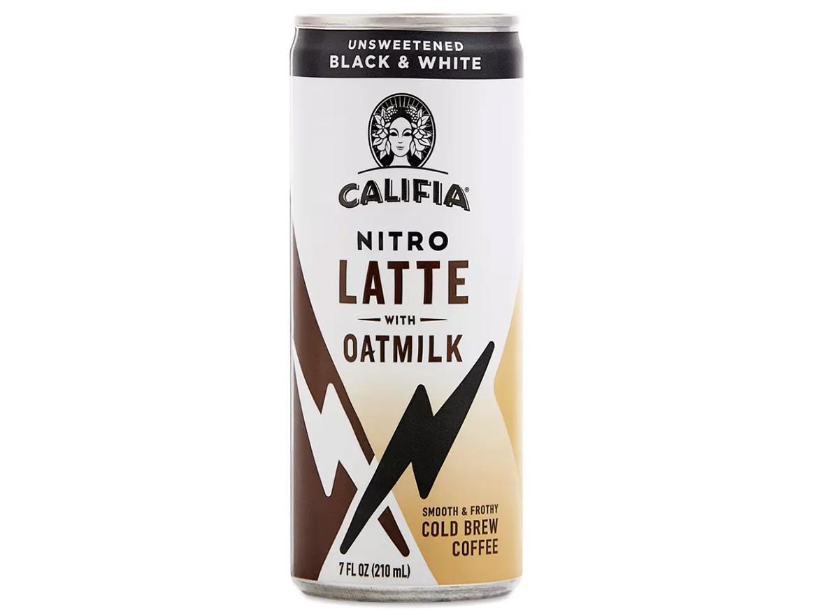 califia nitro latte oatmilk