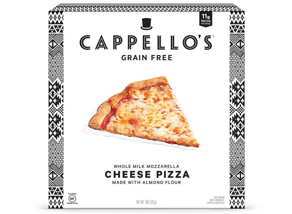 cappellos pizza cheese