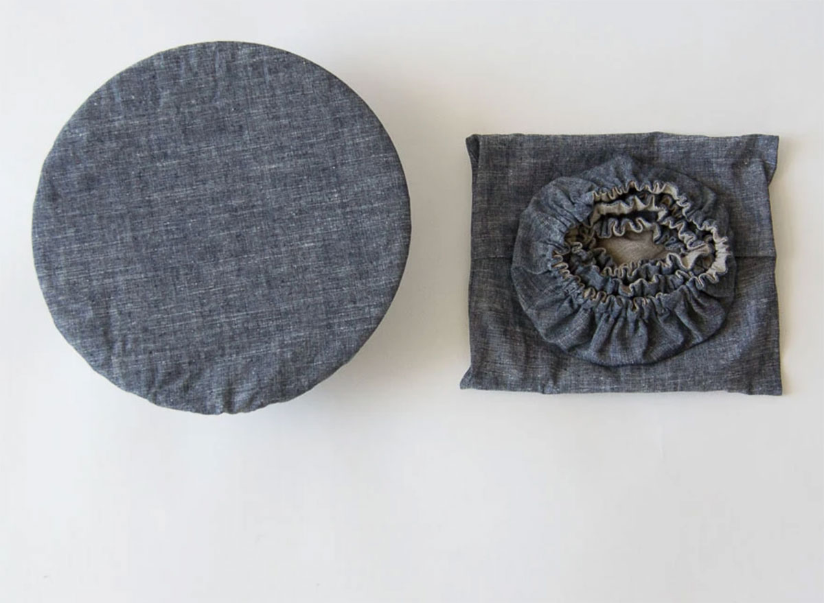cloth bowl covers for sustainable living