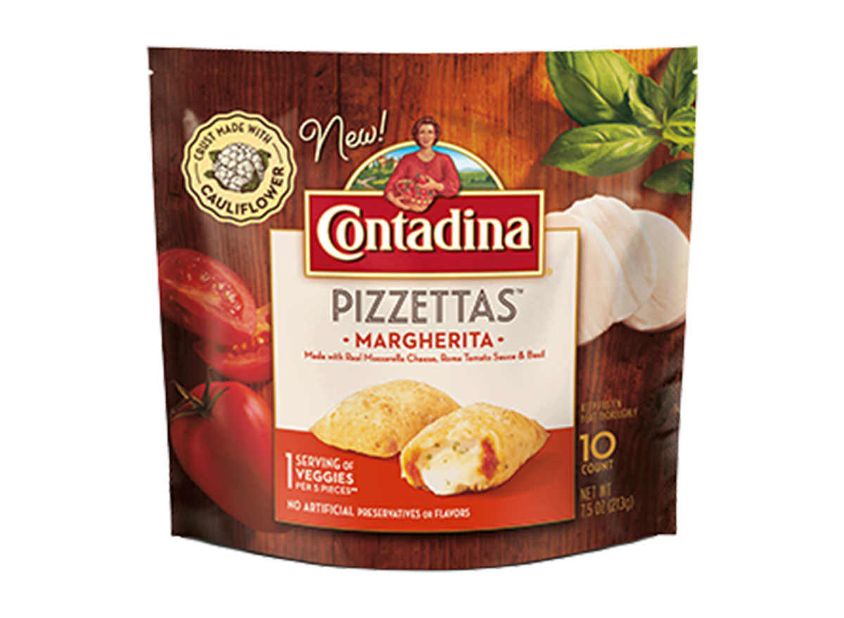 contadina pizzettas margherita flavor