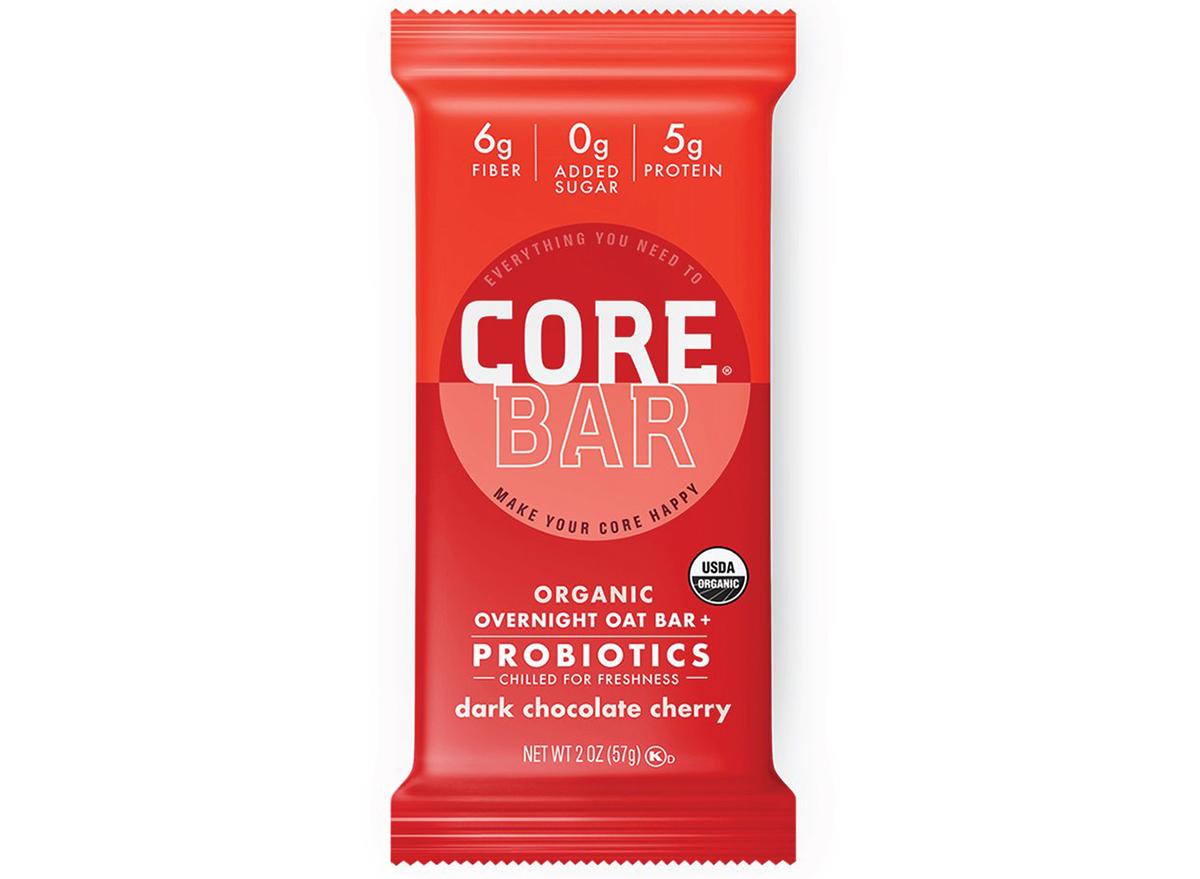 core foods overnight oatmeal bar