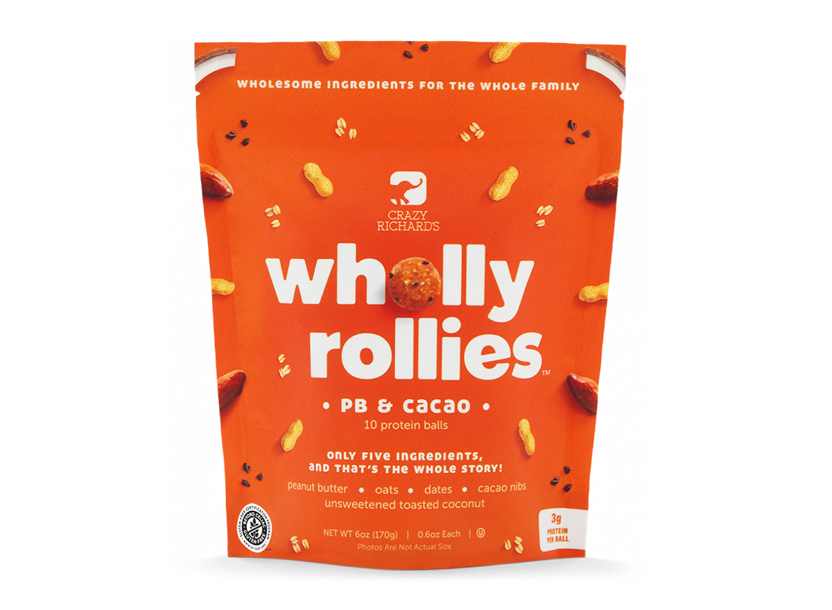 bag of crazy richards wholly rollies
