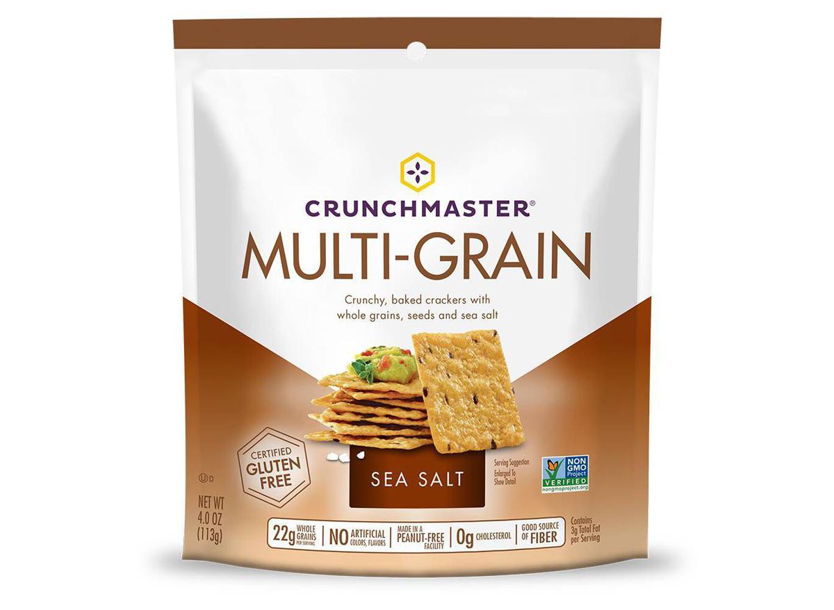 crunchmaster multi grain crackers gluten free