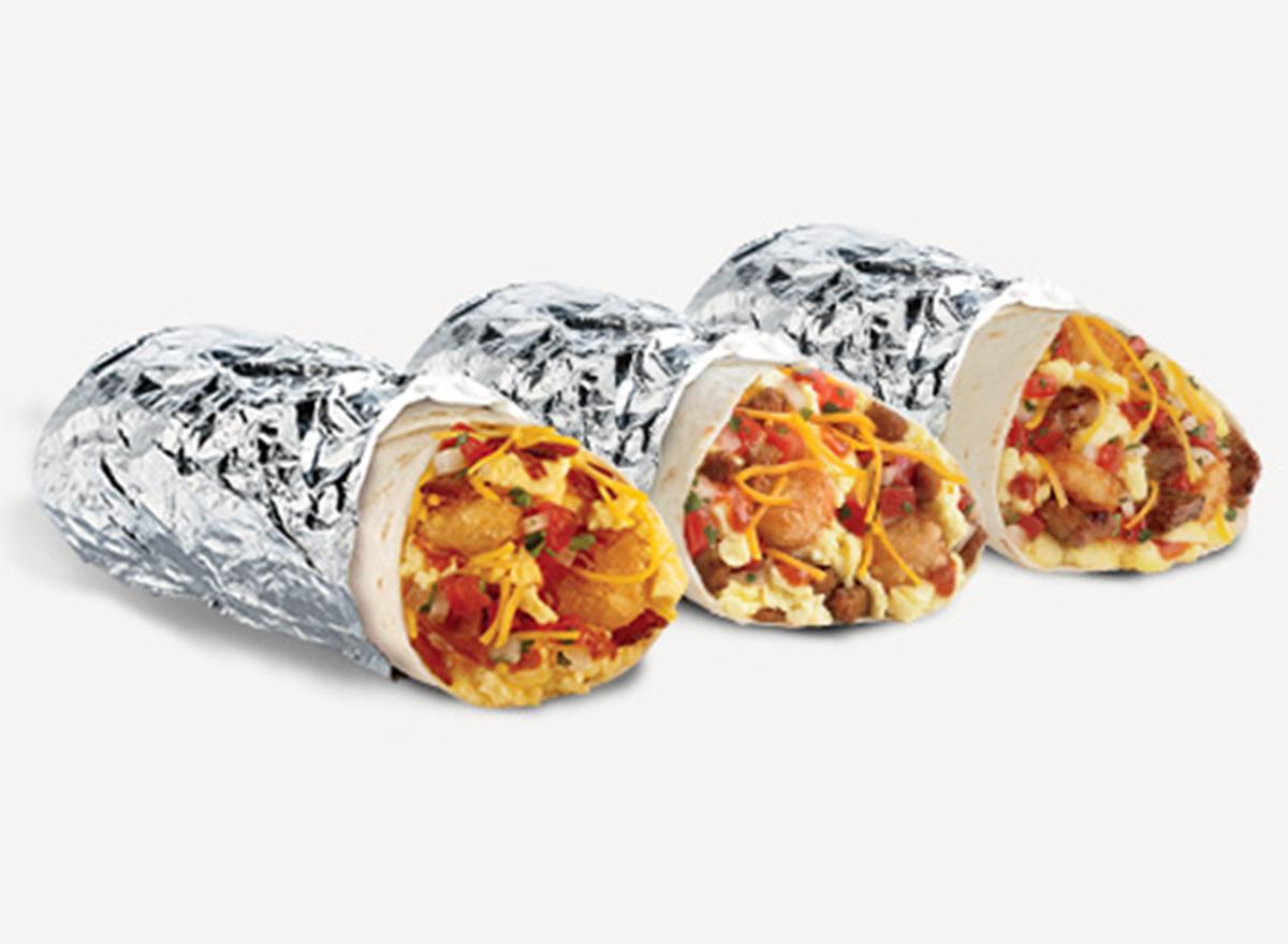 del taco egg scrambler