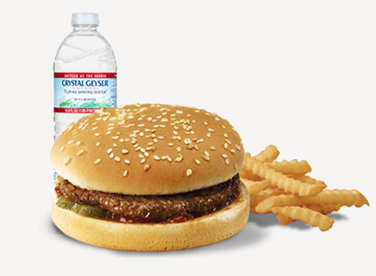 del taco kids hamburger