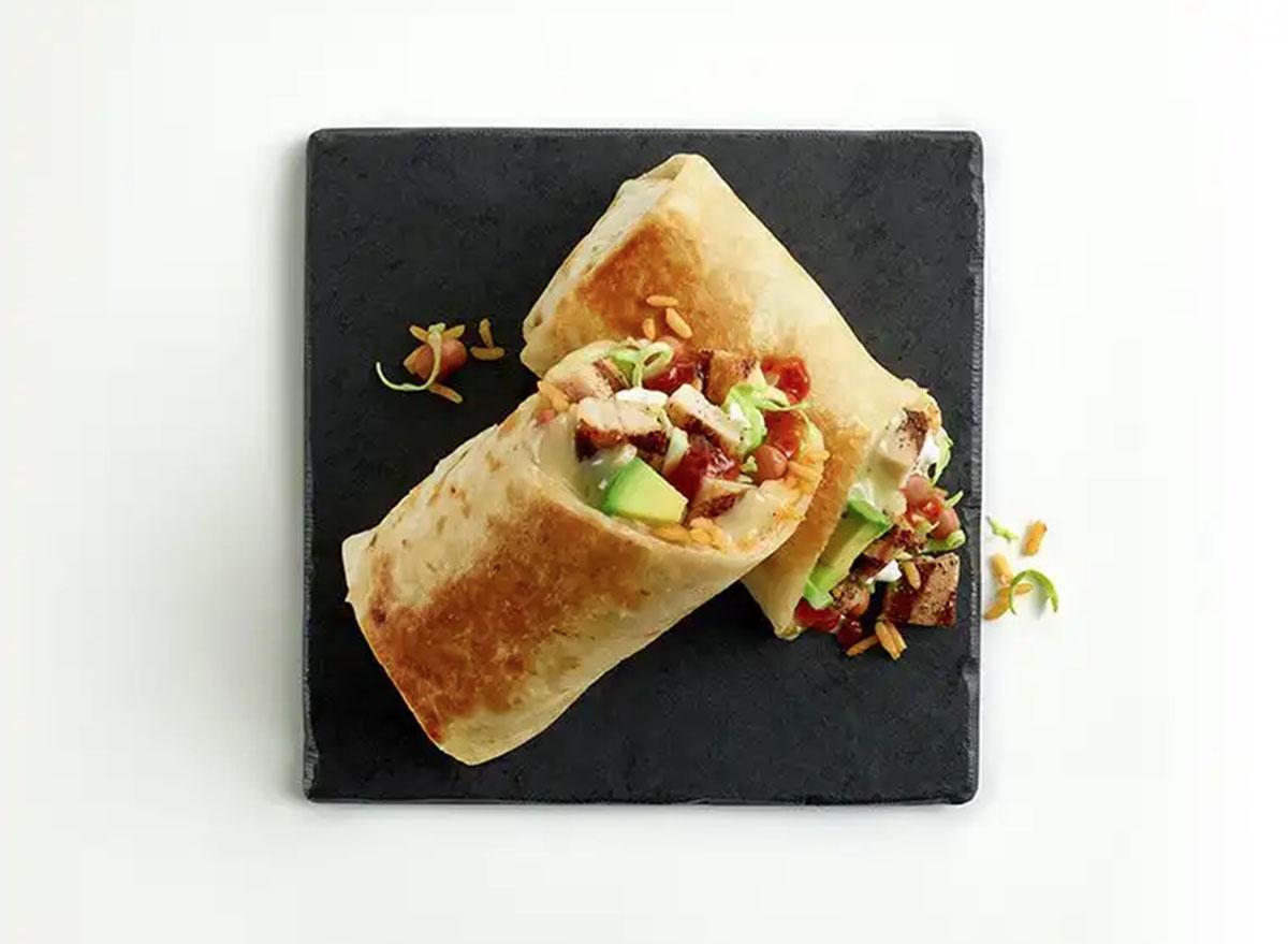 el pollo loco chipotle avocado burrito