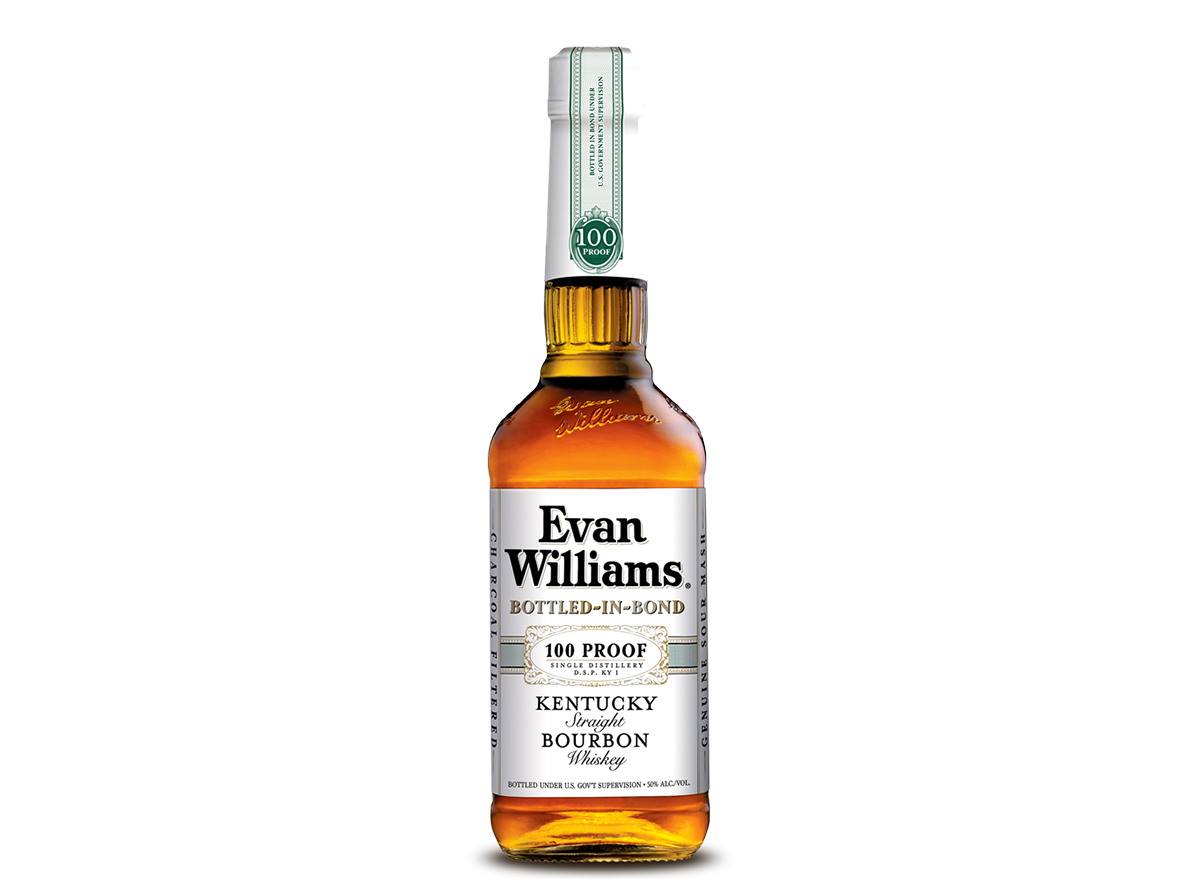 evan williams bonded