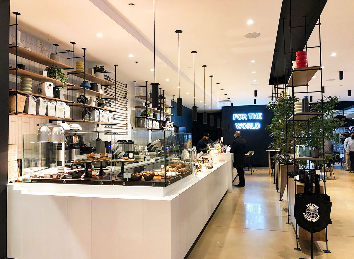 for five coffee roasters