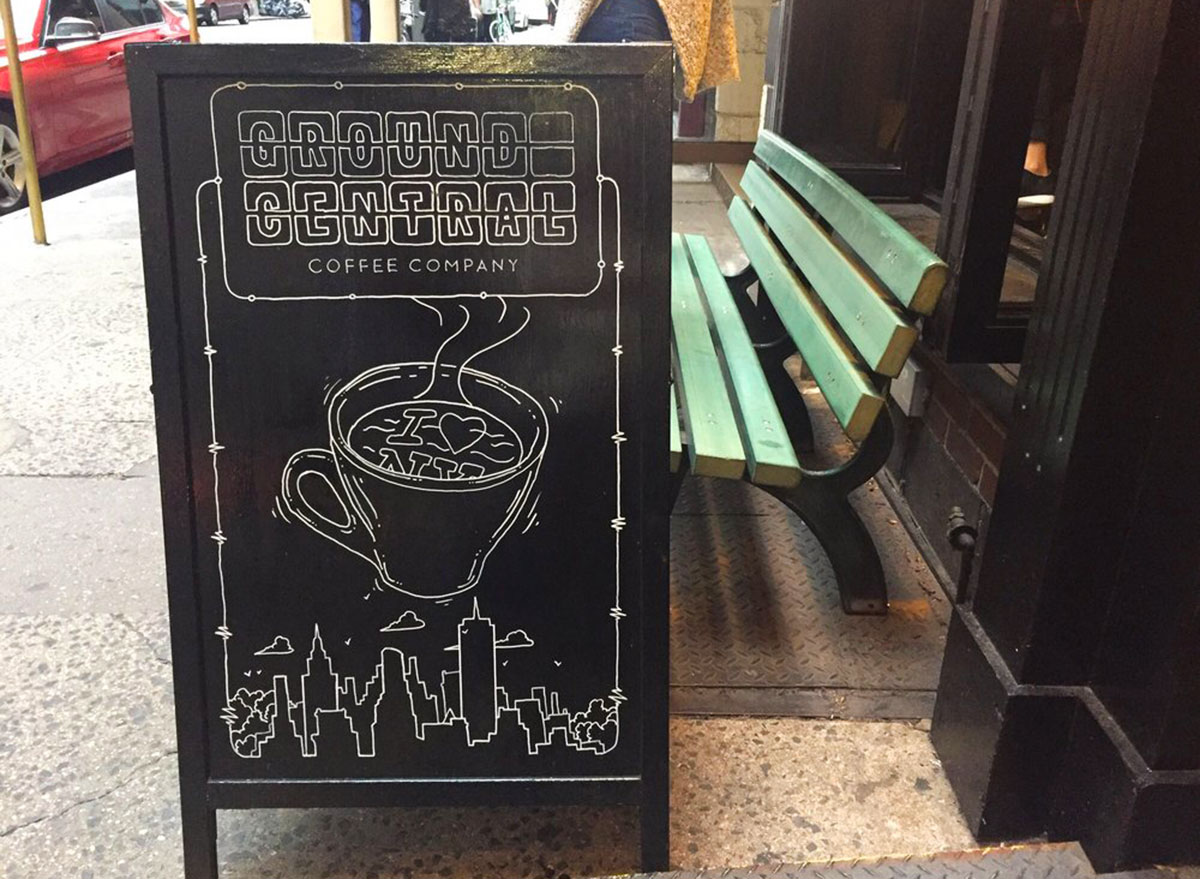 ground central coffee company