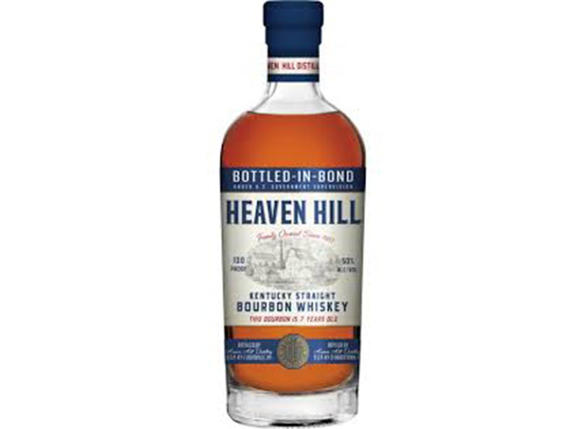 heaven hill bonded