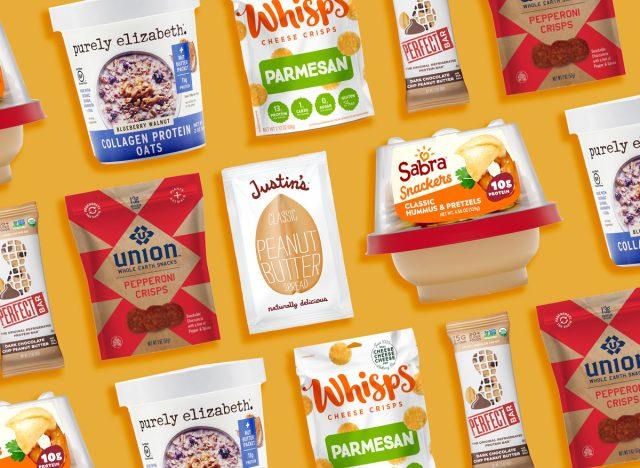 best high protein snacks