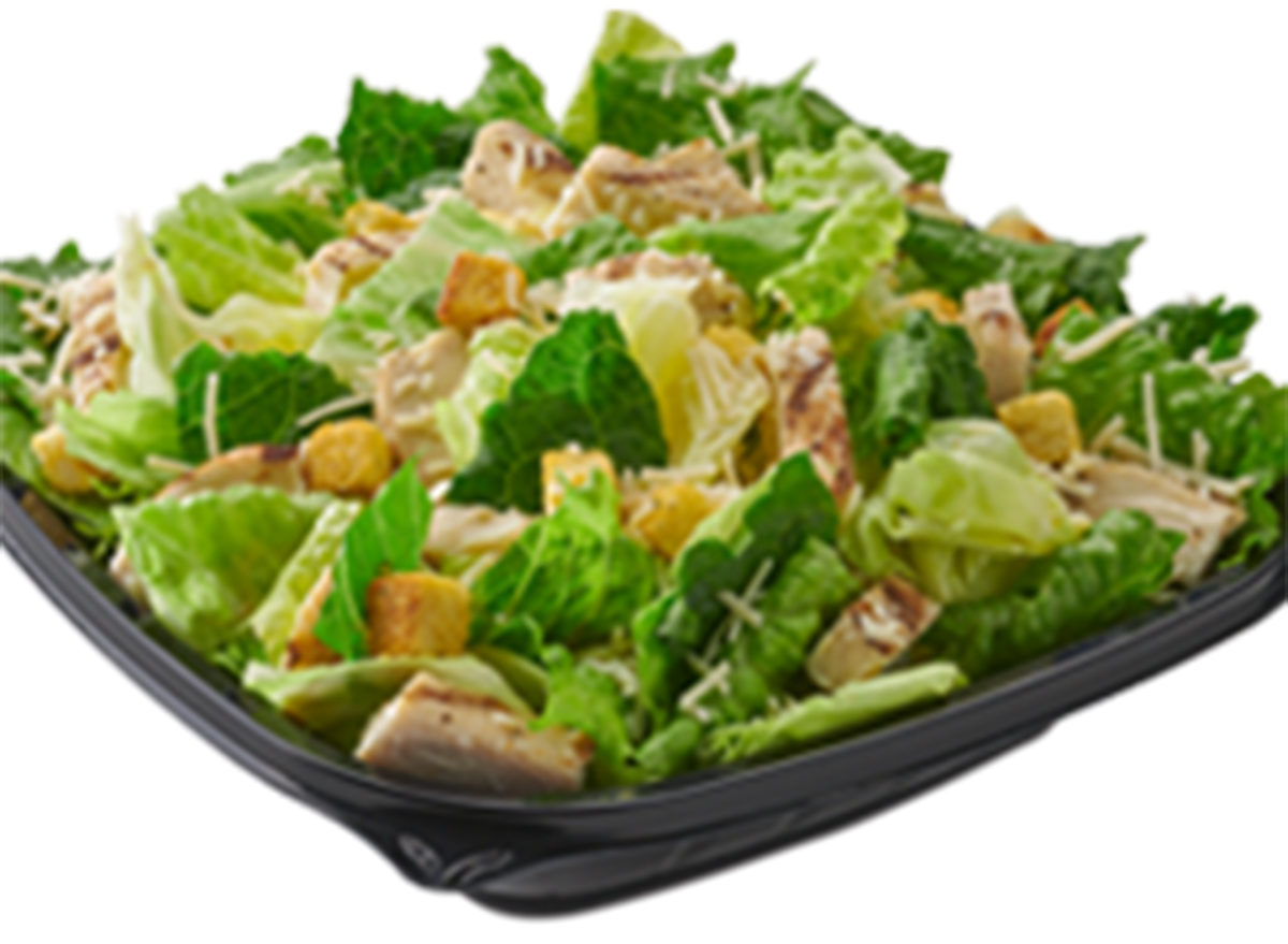 hungry howies chicken caesar salad