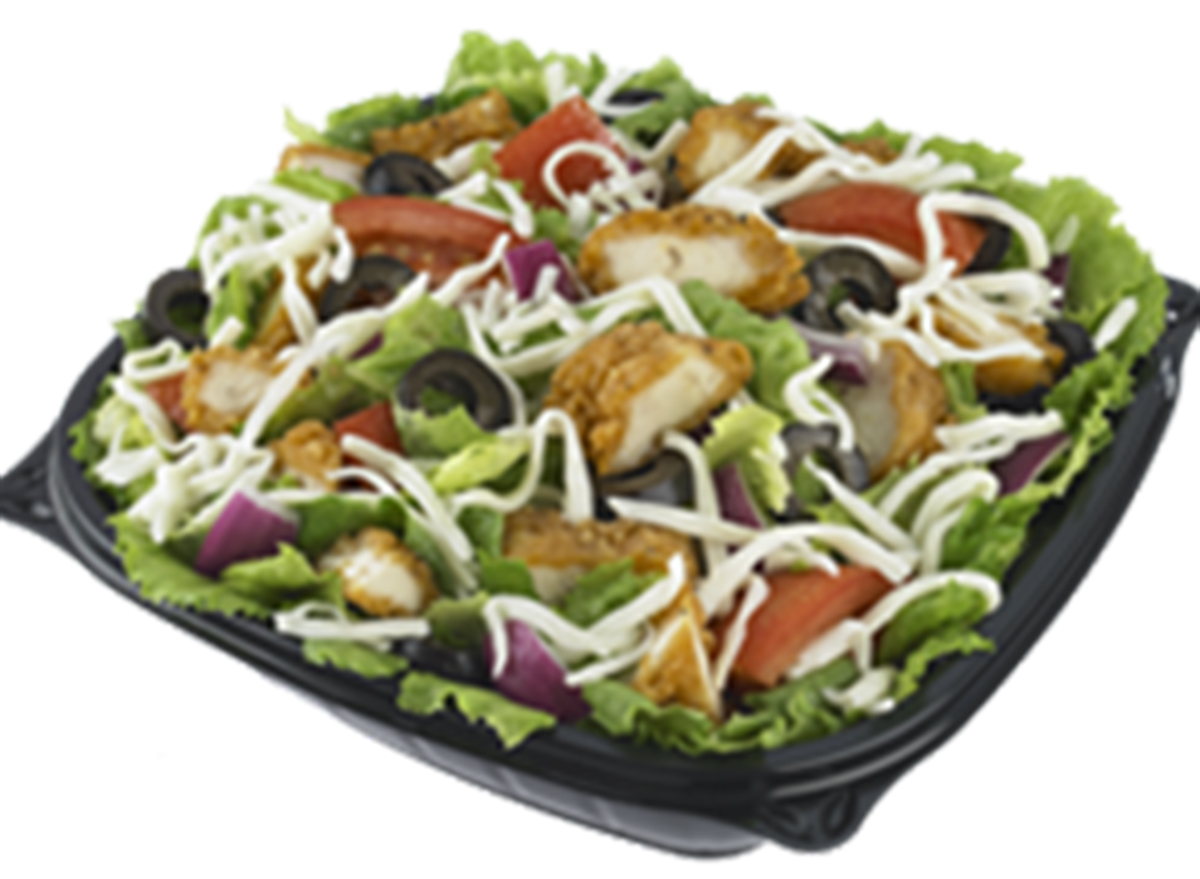 hungry howies spicy chicken salad