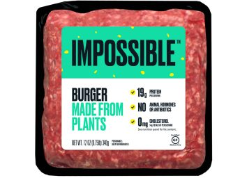impossible burger ground beef