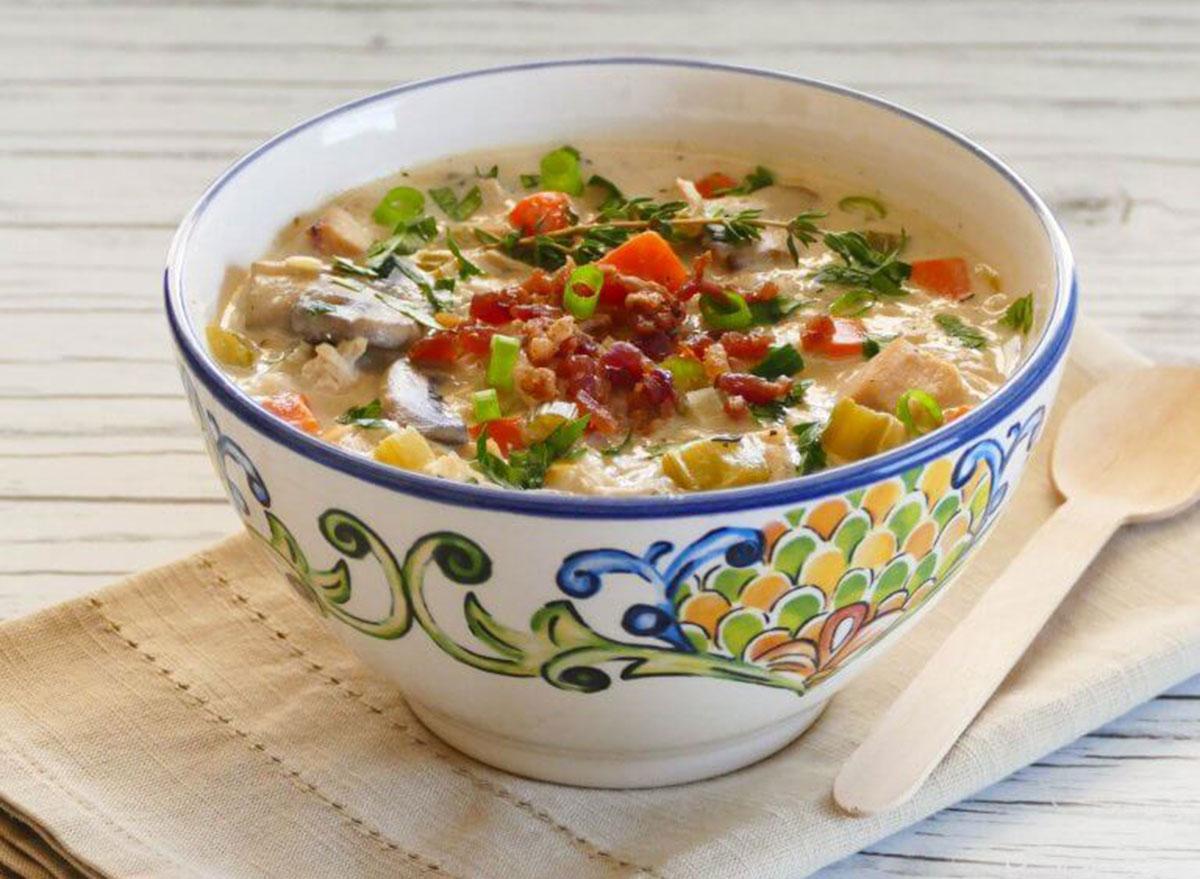 instant pot cream of chicken soup
