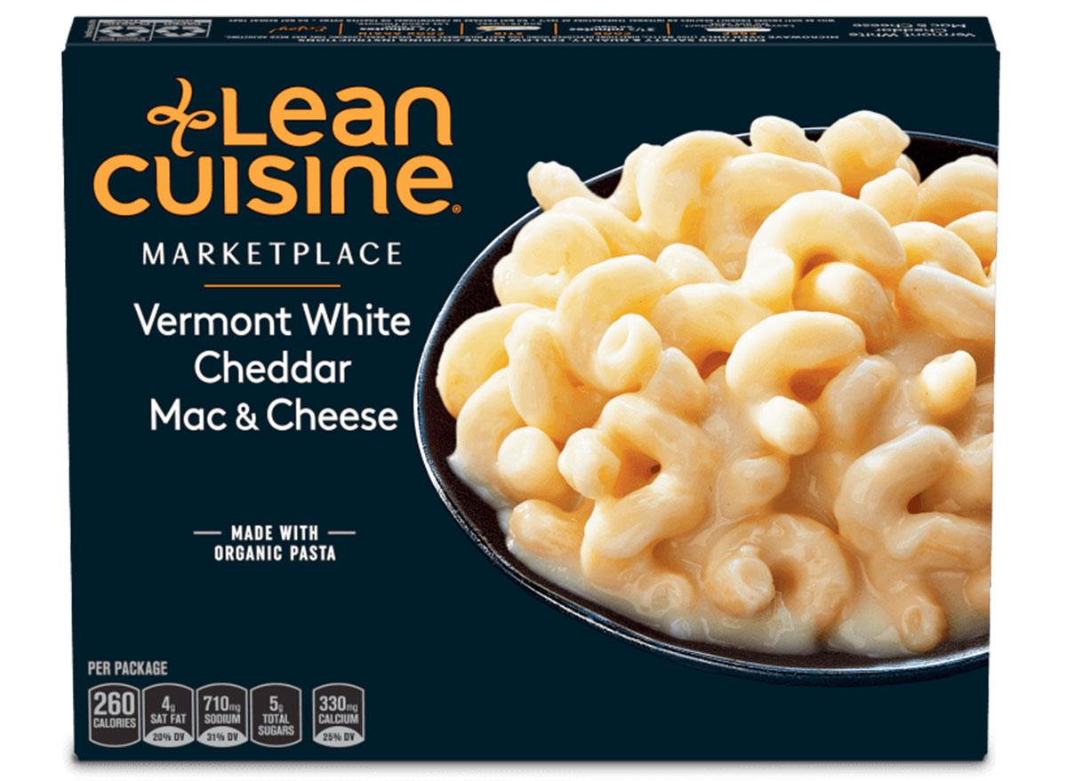 lean cuisine mac and cheese