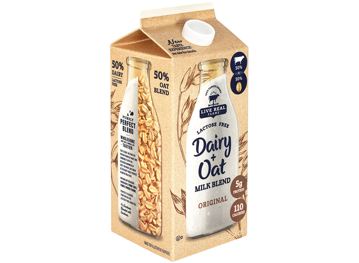 live real farms dairy oat milk