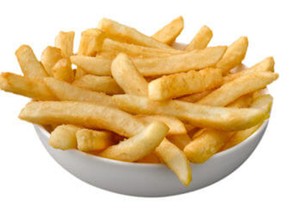 long john silvers fries