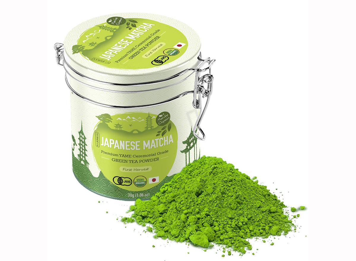 matcha organics premium japanese matcha green tea powder