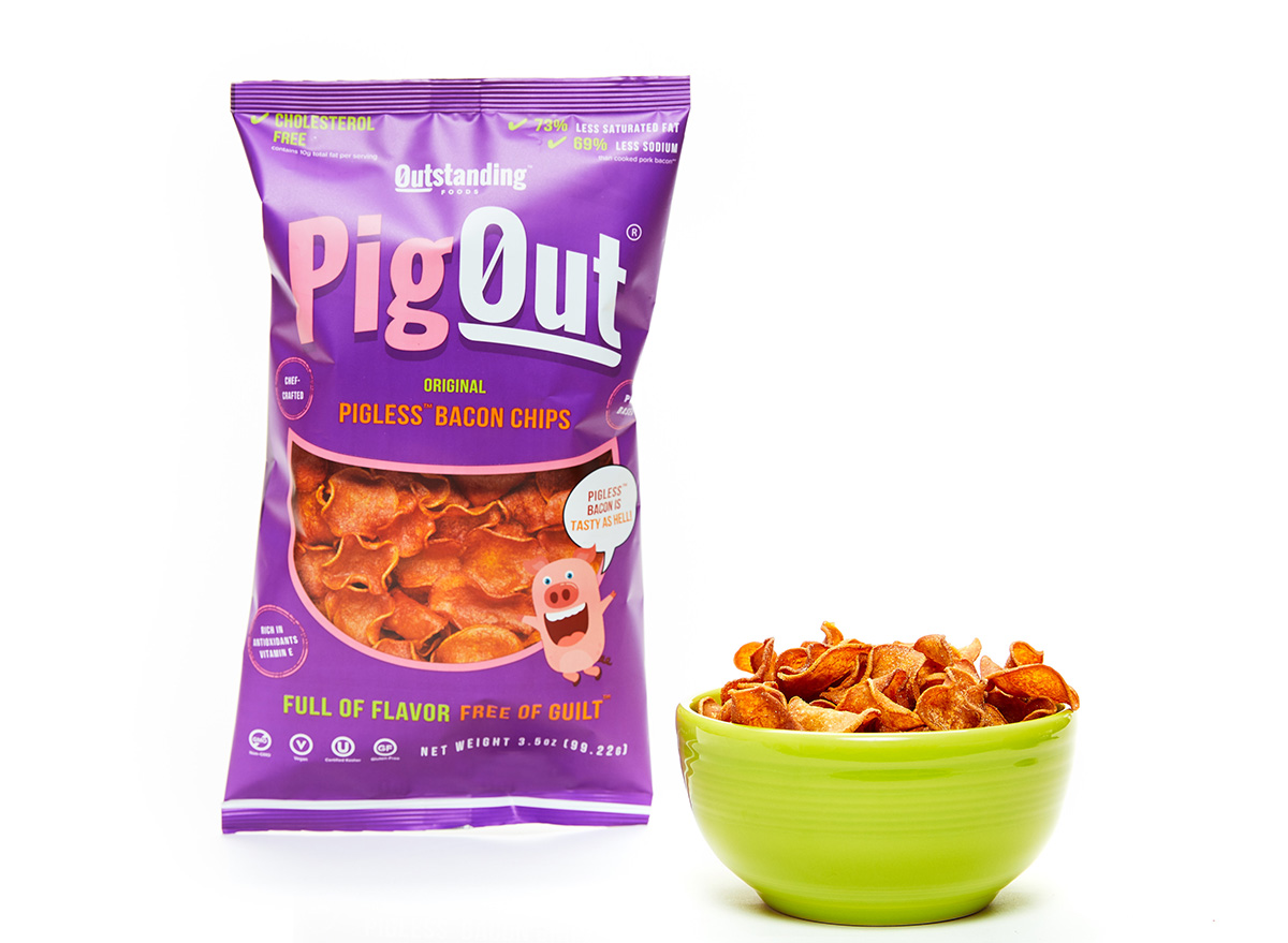 pig out bacon chips original